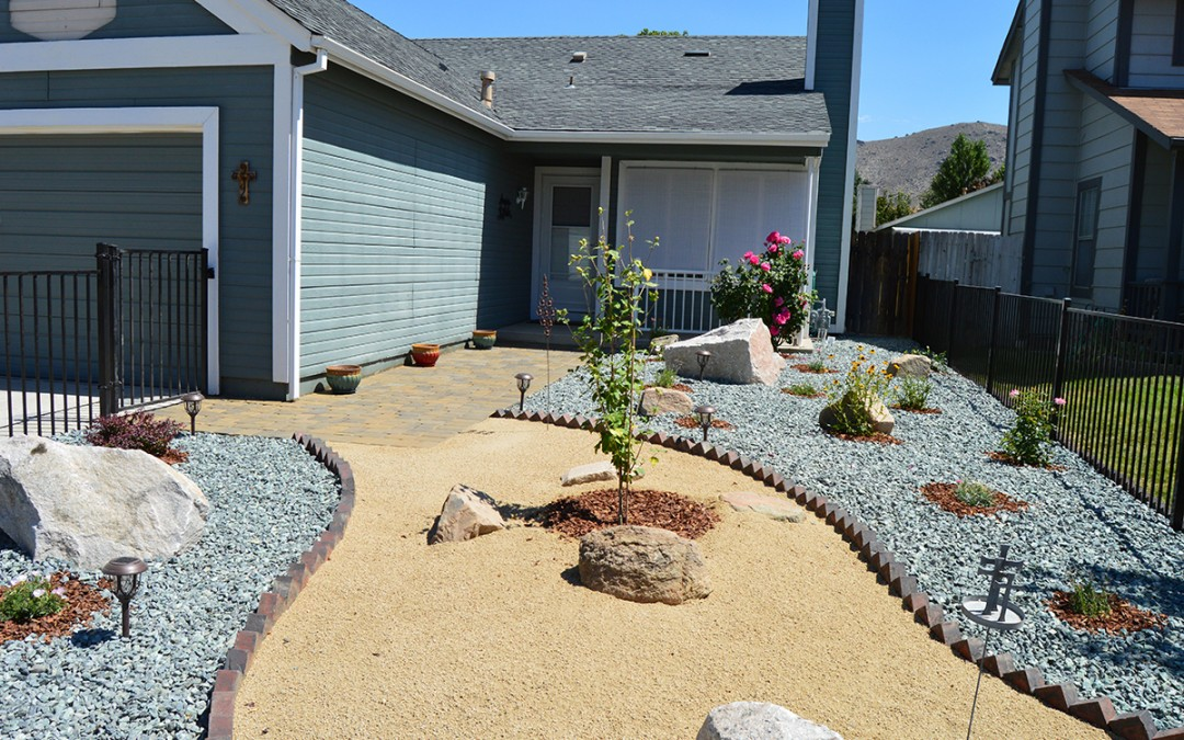 Xeriscape Ideas For Your Yard In Reno Nv